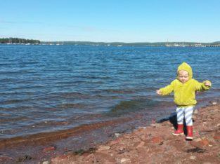 Op reis met kinderen naar Canada - Nova Scotia