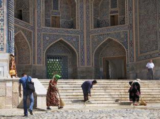 Oezbekistan reis I Zeppelin Reizen