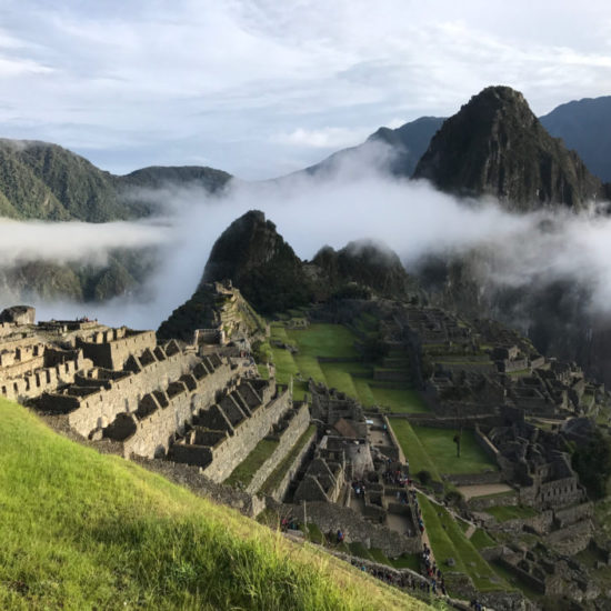 Peru voorbeeldreis - Machu Picchu