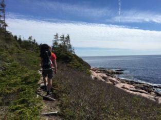 Wandelen in Canada met kids - Zeppelin Reizen