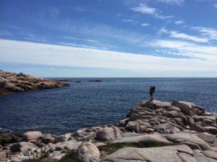 Canada met kinderen - Nova Scotia
