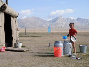 Reis Kirgizië - Zeppelin Reizen