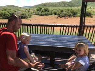 Op reis met kinderen naar Zuid-Afrika I De familie Zeppelin on tour
