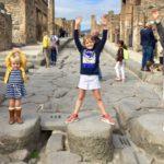 Op cruise met kinderen naar Zuid-Europa I De familie Zeppelin on tour
