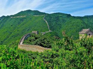 China Reis -De Chinese Muur
