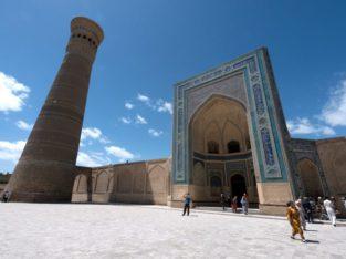 Oezbekistan - Parel aan de zijderoute