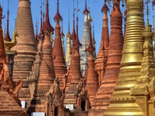 Zeppelin Reizen I Reis Myanmar