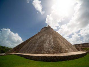 Mayatempels in Mexico - Reis naar Mexico met Zeppelin Reizen