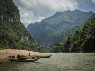 Reis naar Laos
