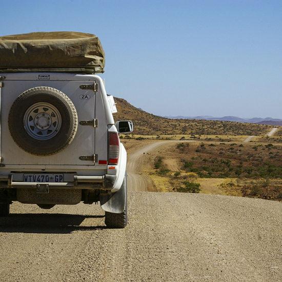 Zeppelin Reizen - Namibië voorbeeldreis