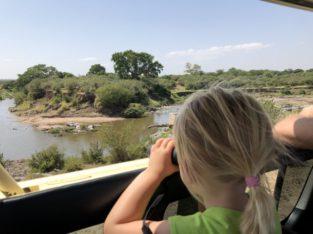 Op reis met kinderen naar Kenia