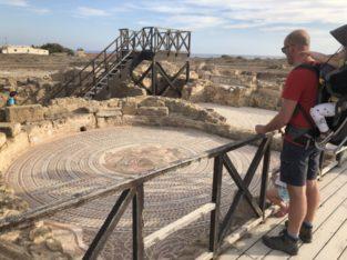 De familie Zeppelin on tour - Op reis met kinderen naar Cyprus