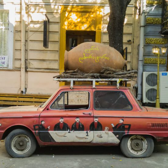 Georgië voorbeeldreis - Ontdek Georgië met Zeppelin Reizen